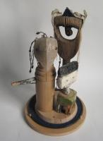 The Family - 2005 - wood,metal,plastic and paint